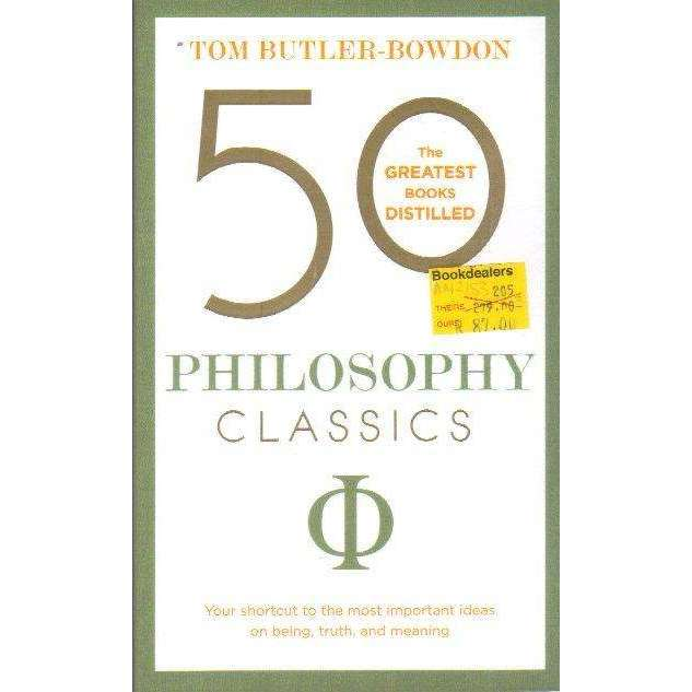 Bookdealers:50 Philosophy Questions | Tom Butler-Bowdon
