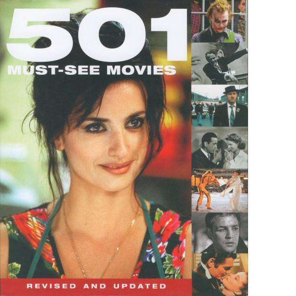 Bookdealers:501 Must-See Movies | Rob Hill