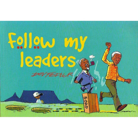 Follow My Leaders (With Author's Inscription) | Dov Fedler