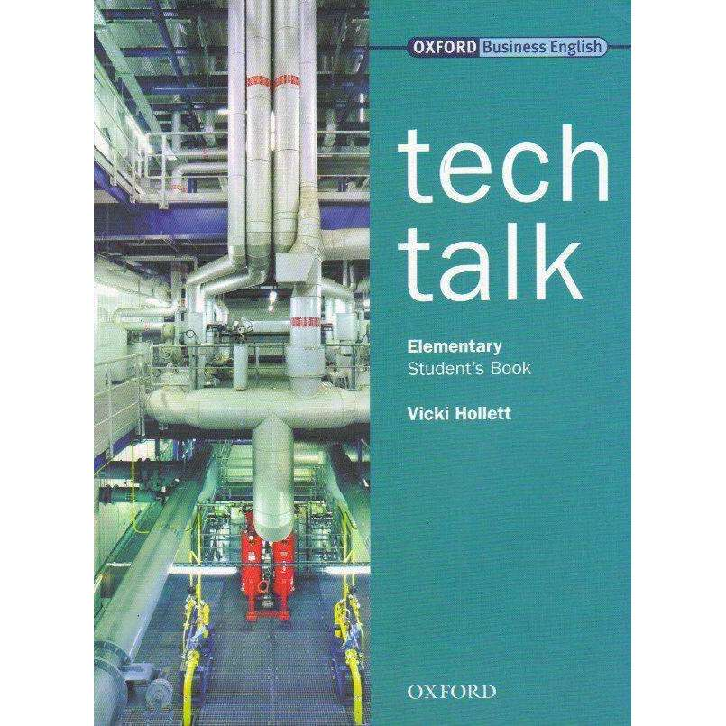 Bookdealers:Tech Talk (Oxford Business English) Elementary Student's Book | Vicki Hollett
