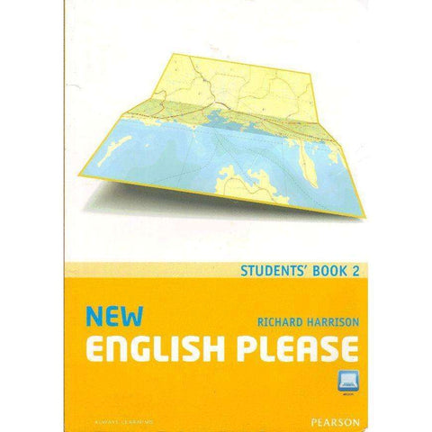 New English Please Student's Book 2 (With CD Rom) | Richard Harrison
