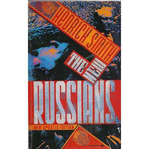 Bookdealers:The New Russians | Hedrick Smith