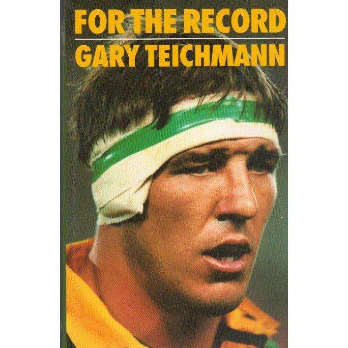 Bookdealers:For the Record (With Author's Inscription) | Gary Teichmann