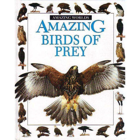 Amazing Worlds: Amazing Birds of Prey | Jemima Parry-Jones