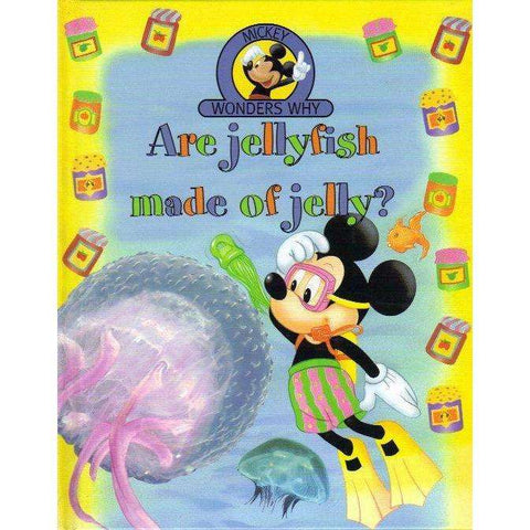 Mickey Wonders Why: Are Jellyfish Made of Jelly | Alexandra Parsons