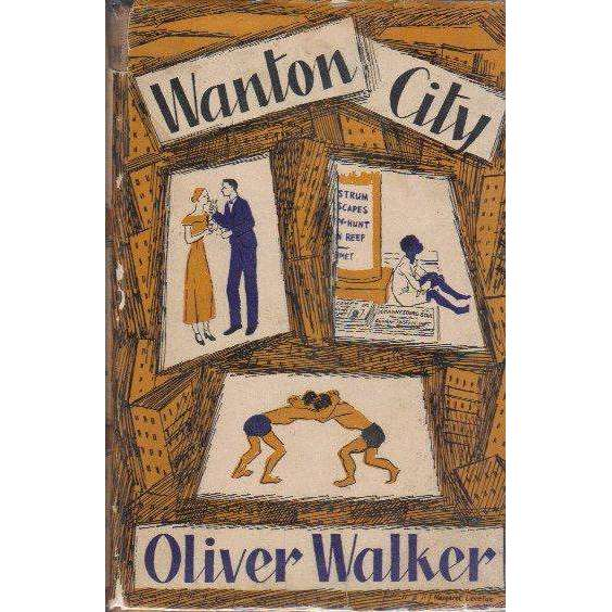 Bookdealers:Wanton City | Oliver Walker