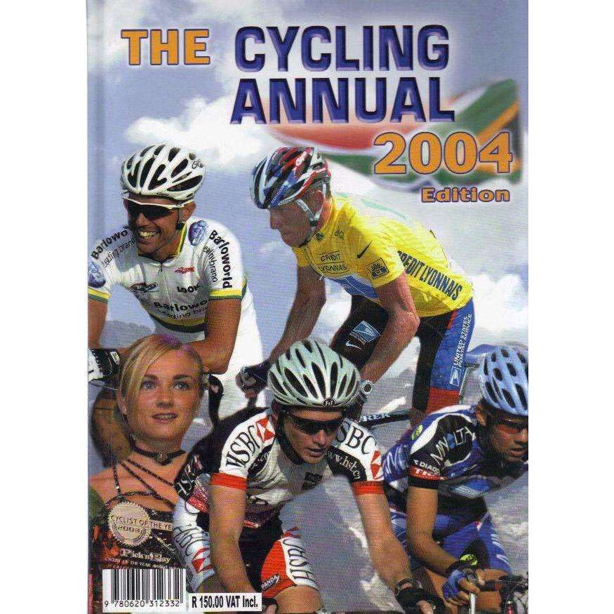 Bookdealers:The Cycling Annual 2004 Edition |  Edited by Jean Francois Quenet