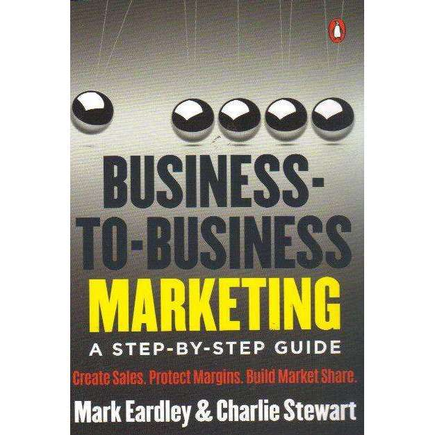 Bookdealers:Business-To-Business Marketing | Mark Eardley & Charlie Stewart
