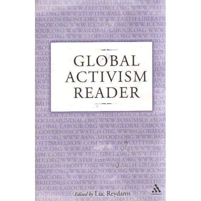Bookdealers:Global Activism Reader | Editor: Luc Reydams