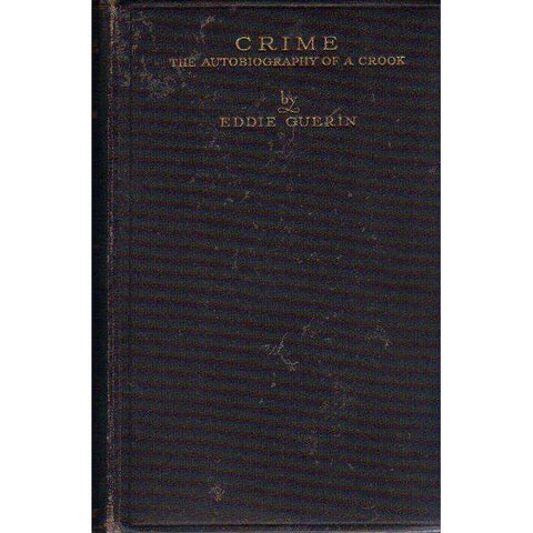 Crime: The Autobiography of a Crook | Eddie Guerin