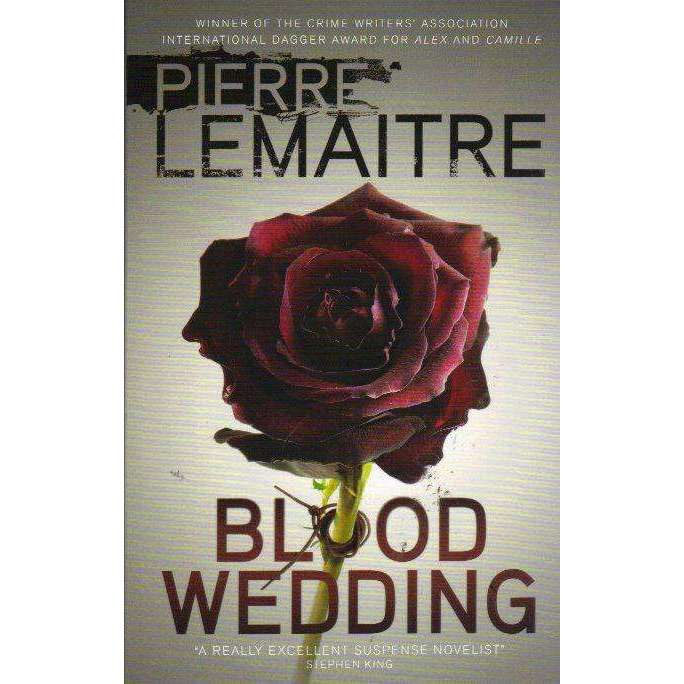 Bookdealers:Blood Wedding | Pierre Lemaitre