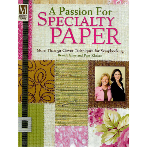 A Passion for Specialty Paper | Brandi Ginn