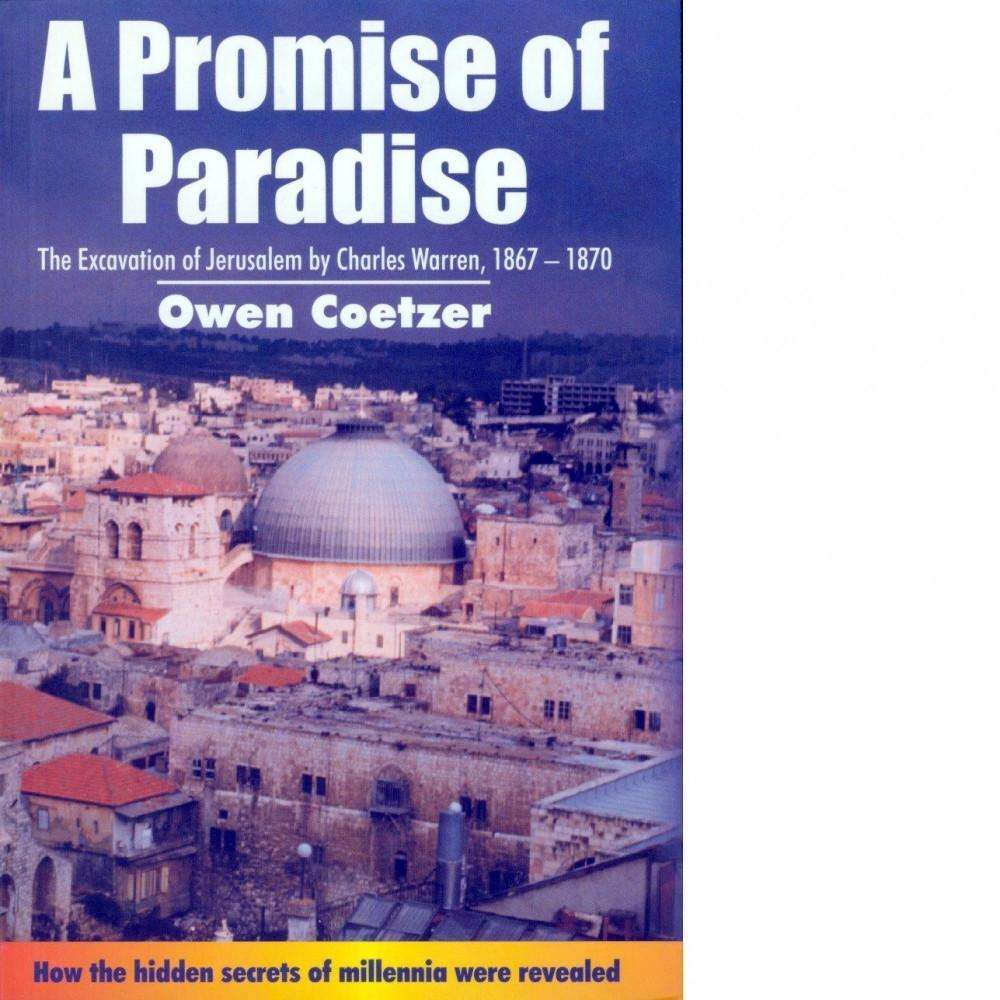 Bookdealers:A Promise of Paradise | Owen Coetzer