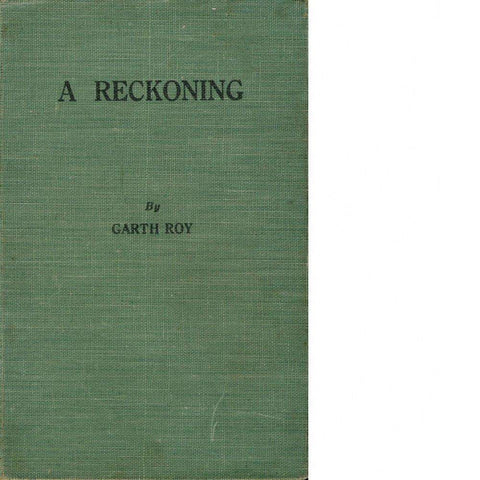 A Reckoning | Garth Roy