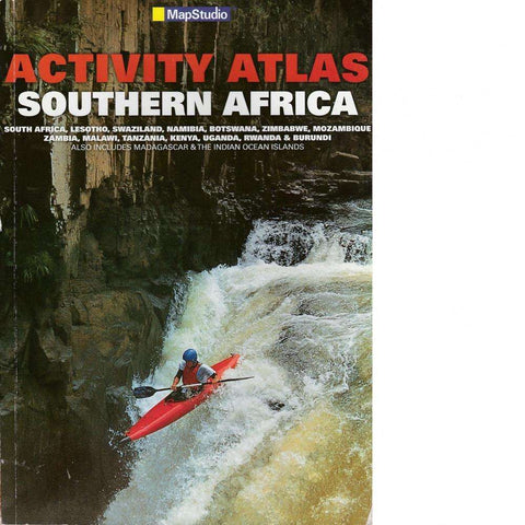 Southern Africa Activity Atlas | Map Studio
