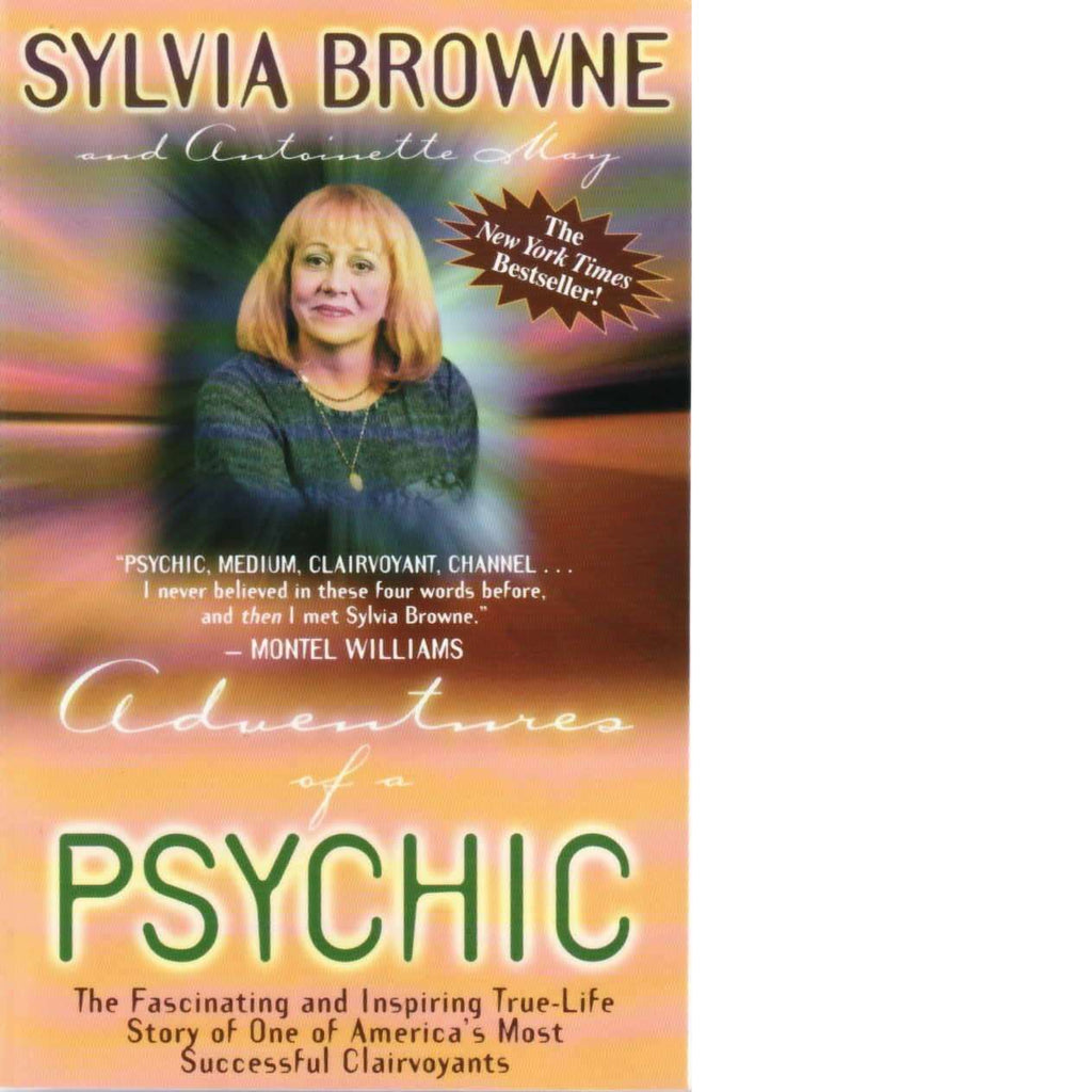 Bookdealers:Adventures of a Psychic | Sylvia Browne