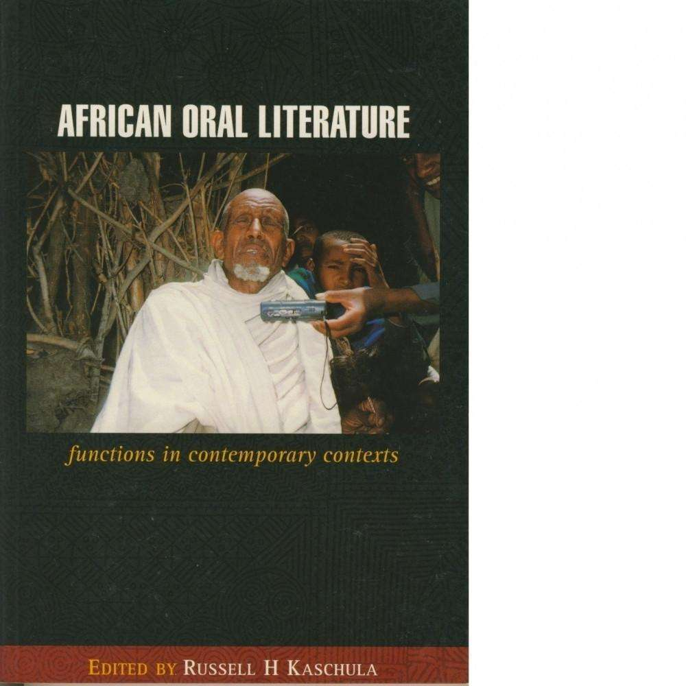 Bookdealers:African Oral Literature | Russell H. Kaschula
