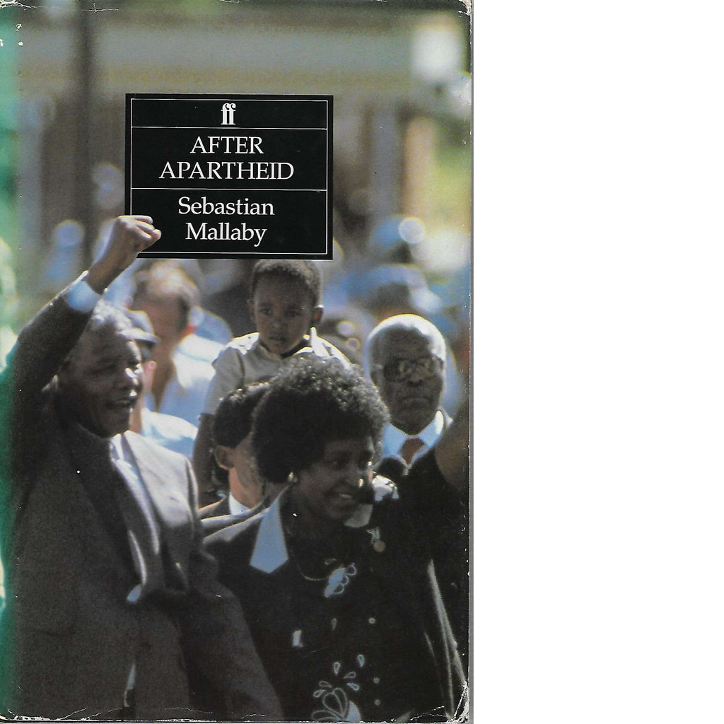 Bookdealers:After Apartheid (Inscribed) | Sebastian Mallaby