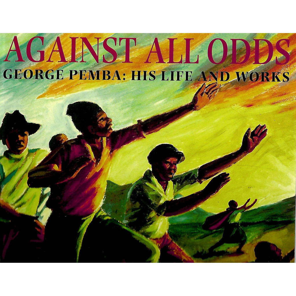 Bookdealers:Against All Odds: George Pemba | Sarah Hudleston