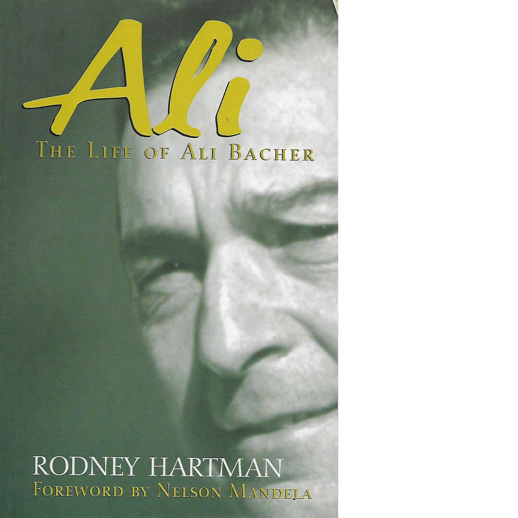 Bookdealers:Ali: The Life of Ali Bacher | Rodney Hartman