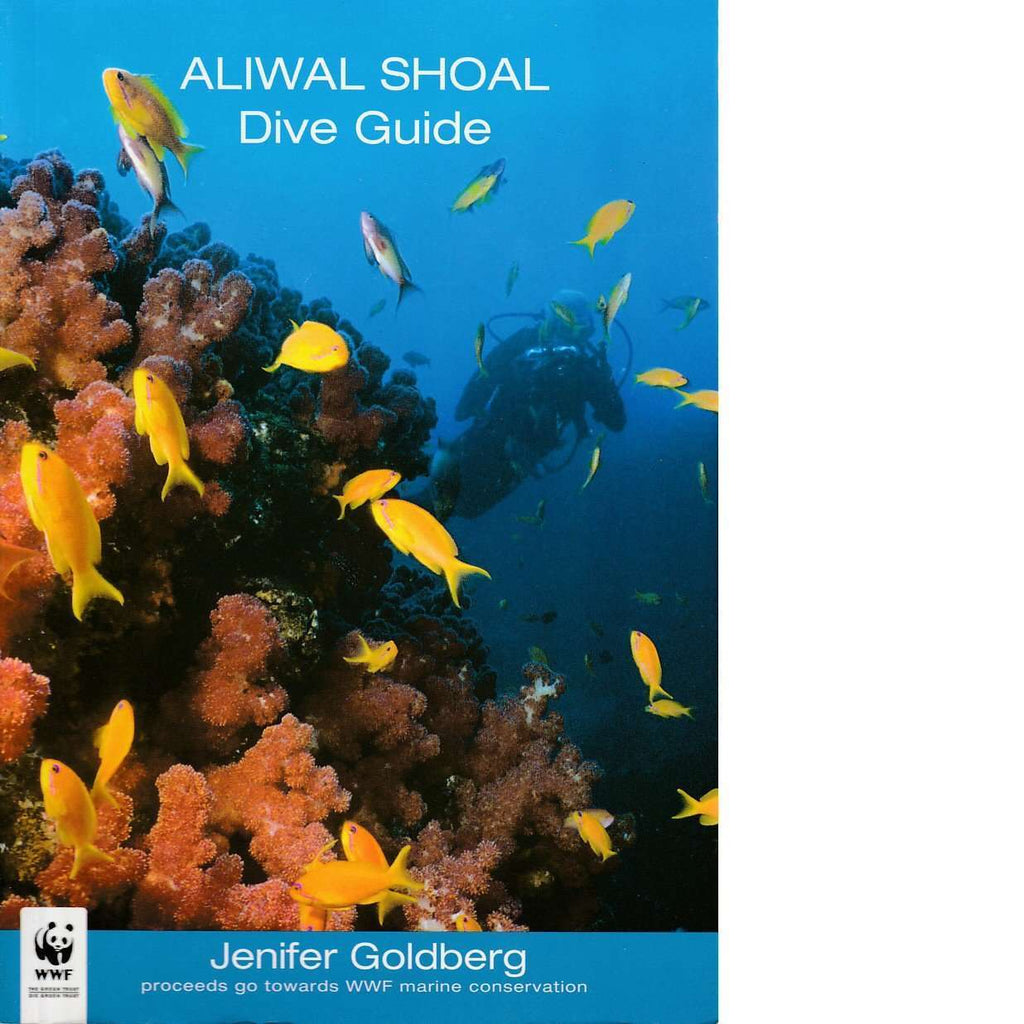 Bookdealers:Aliwal Shoal Dive Guide | Jenifer Goldberg