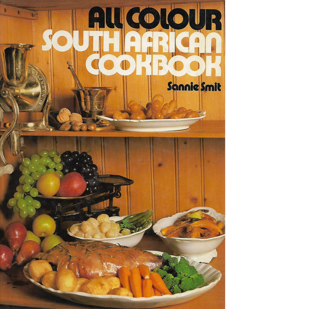 Bookdealers:All-Colour South African Cookbook | Sannie Smit