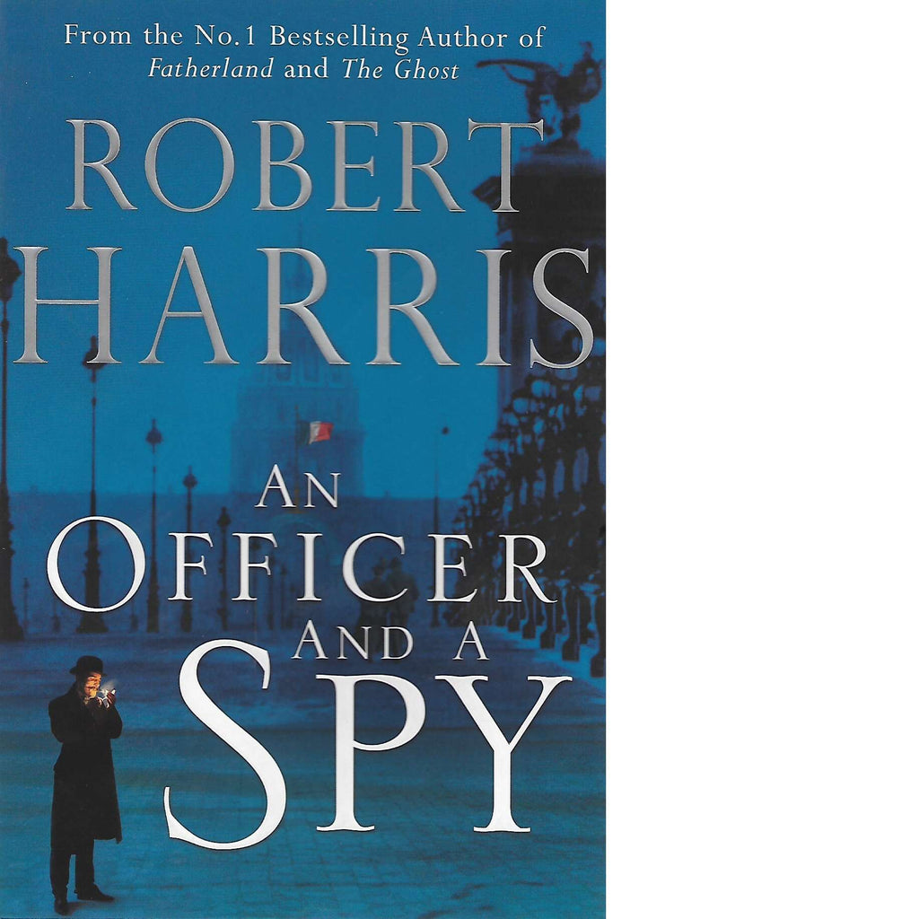 Bookdealers:An Officer and a Spy | Robert Harris