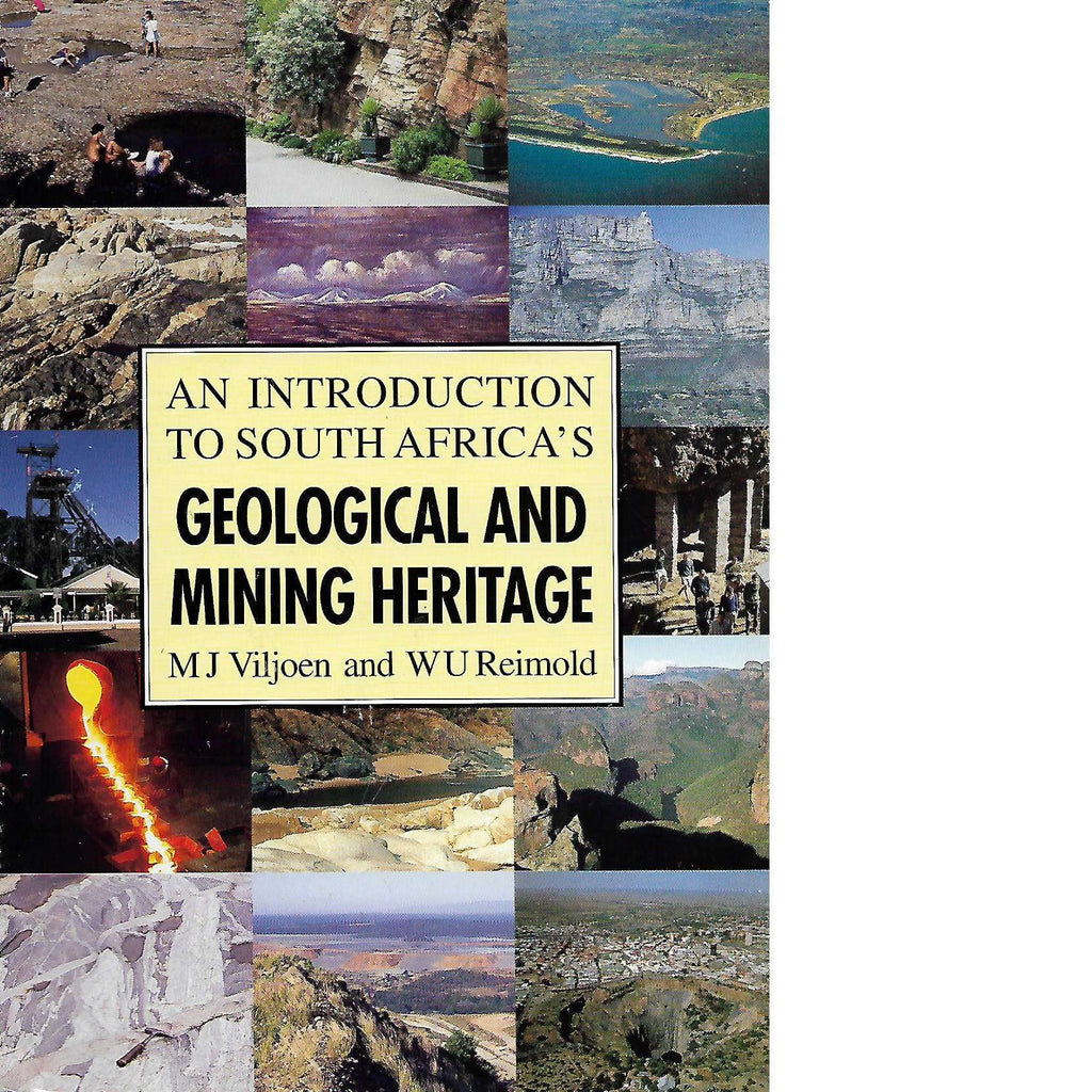 Bookdealers:An Introduction to South Africa's Geological and Mining Heritage (Signed) | W.U. Reimold