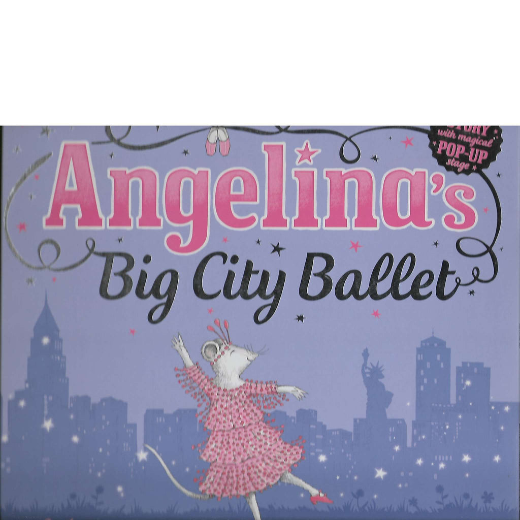 Bookdealers:Angelina's Big City Ballet | Katherine Holabird and Helen Craig