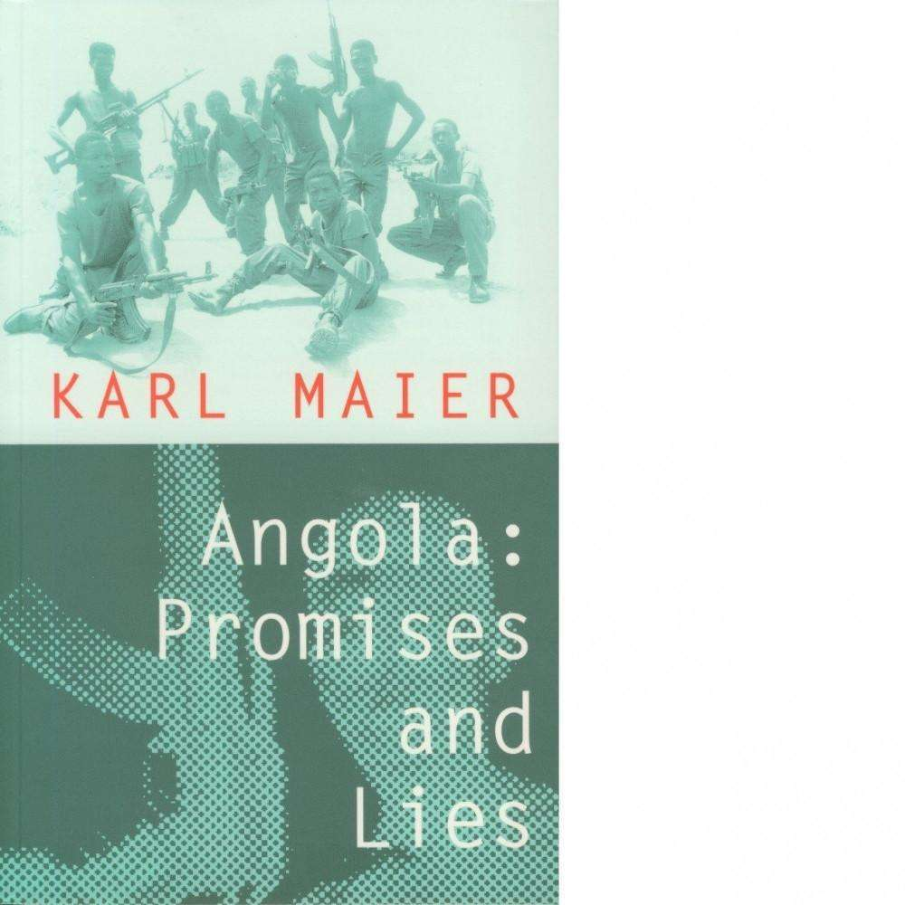Bookdealers:Angola: Promises and Lies | Karl Maier
