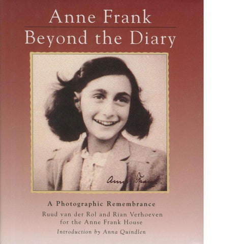 Anne Frank Beyond the Diary | Ruud van der Roll and Rian Verhoeven