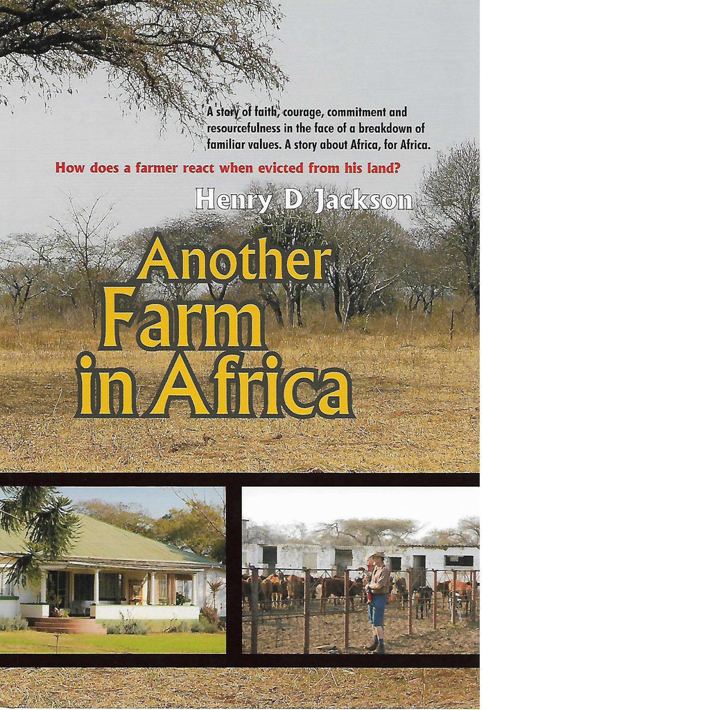 Bookdealers:Another Farm in Africa | Henry D. Jackson