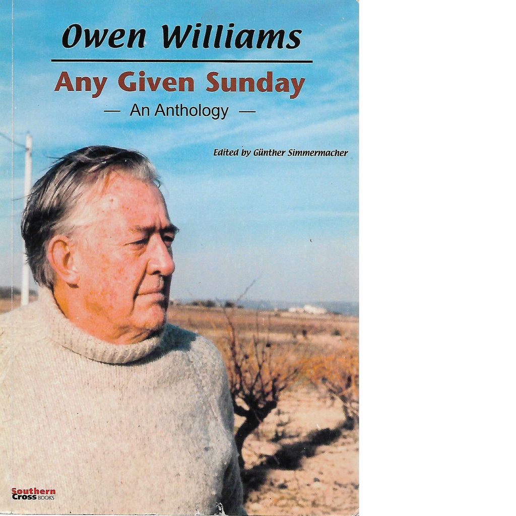 Bookdealers:Any Given Sunday | Owen Williams