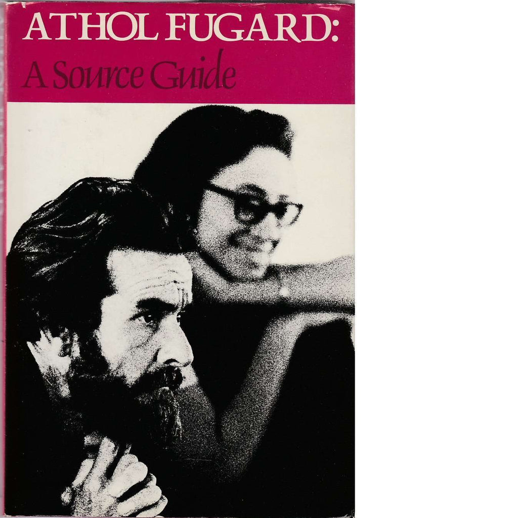 Bookdealers:Athol Fugard: A Source Guide | Temple Hauptfleisch