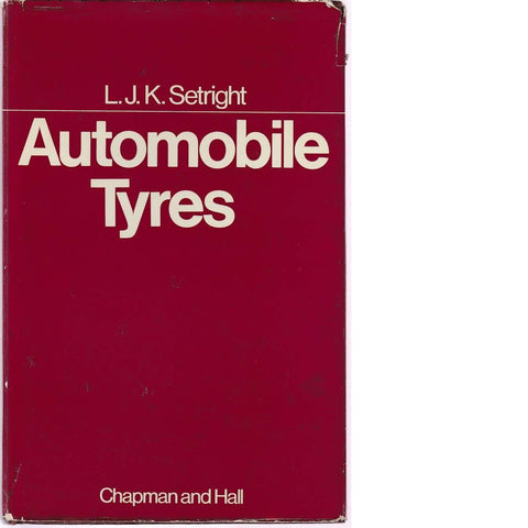 Automobile Tyres | L. J. K. Setright