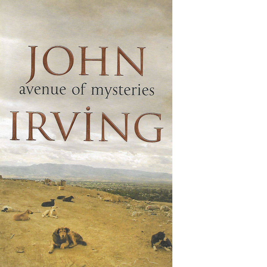 Bookdealers:Avenue of Mysteries | John Irving