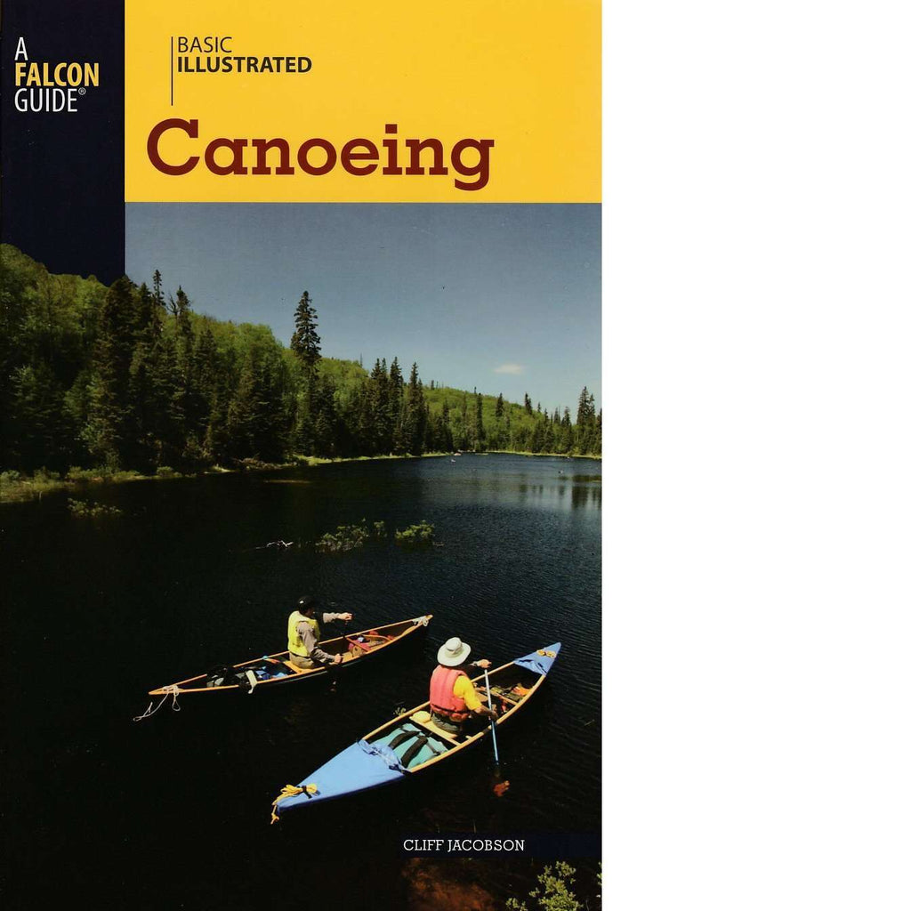 Bookdealers:Basic Illustrated Canoeing | Lon Levin