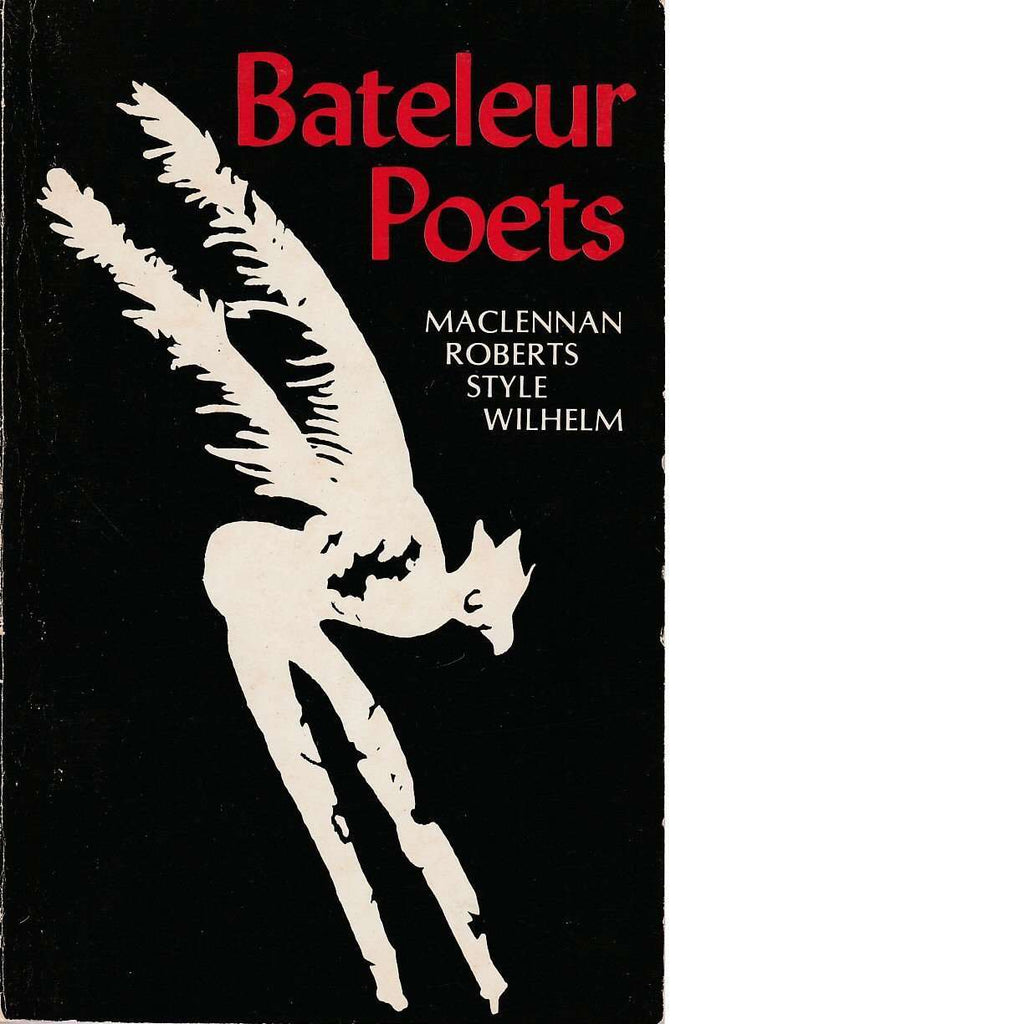 Bateleur Poets (Inscribed) | Don Maclennan, Sheila Roberts, Colin Style and Peter Wilhelm