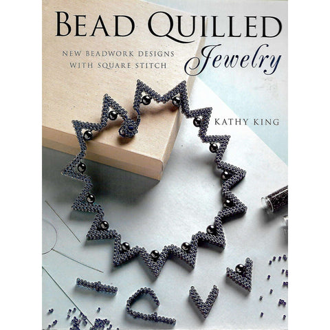 Bead Quilled Jewelry | Kathy King
