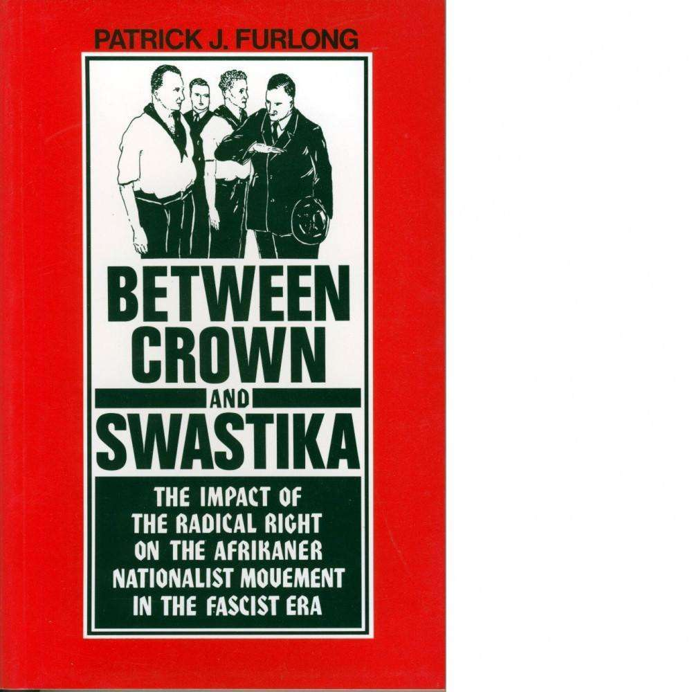 Bookdealers:Between Crown and Swastika | Patrick J. Furlong
