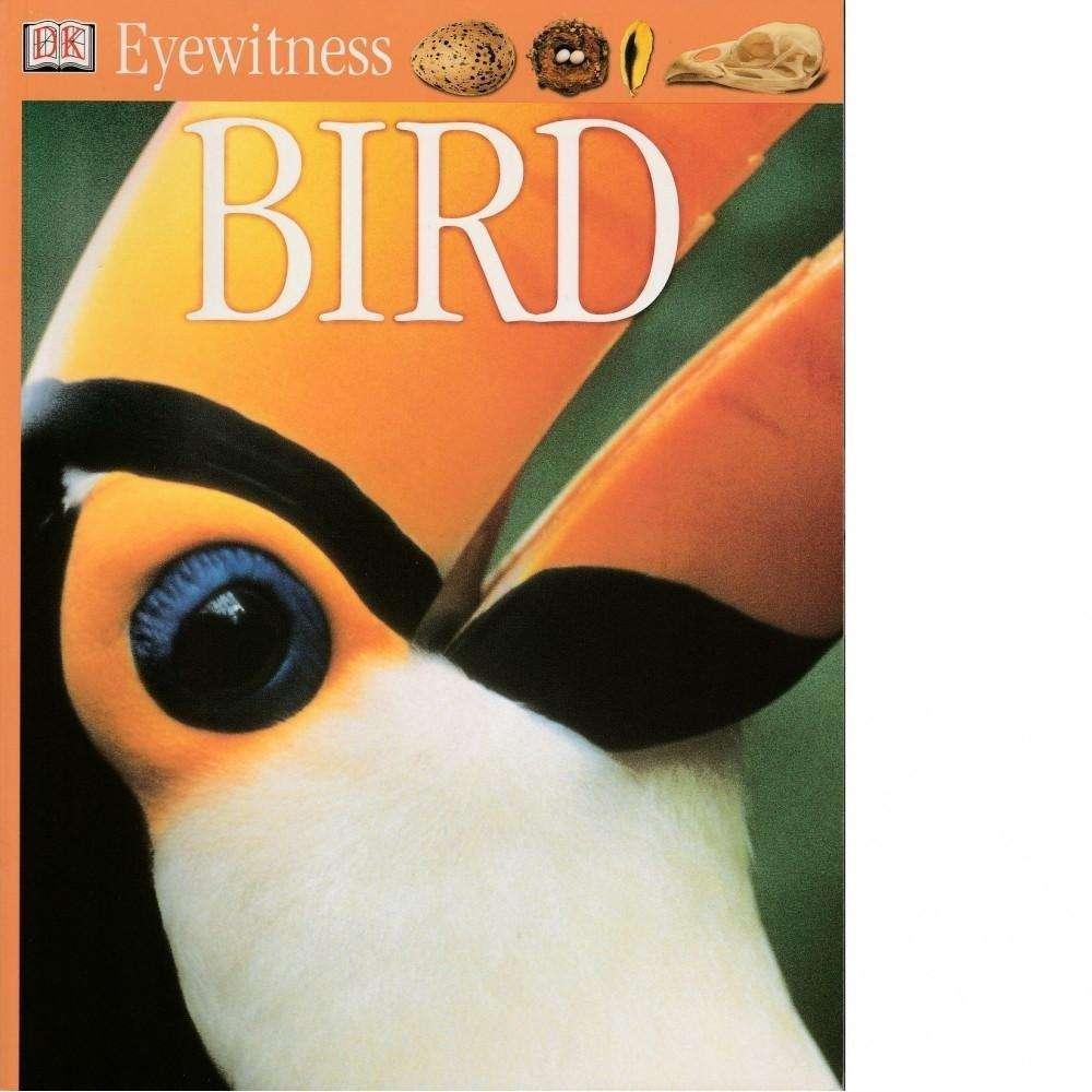 Bookdealers:DK Eyewitness - Bird | David Burnie