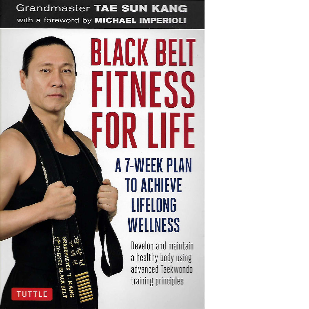 Bookdealers:Black Belt Fitness for Life | Tae Sun Kang