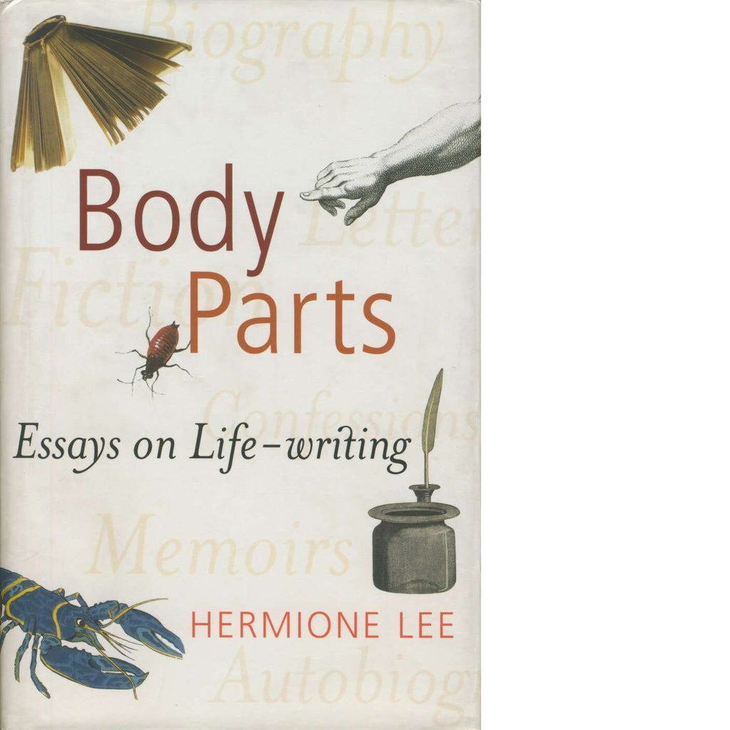 Bookdealers:Body Parts | Hermione Lee