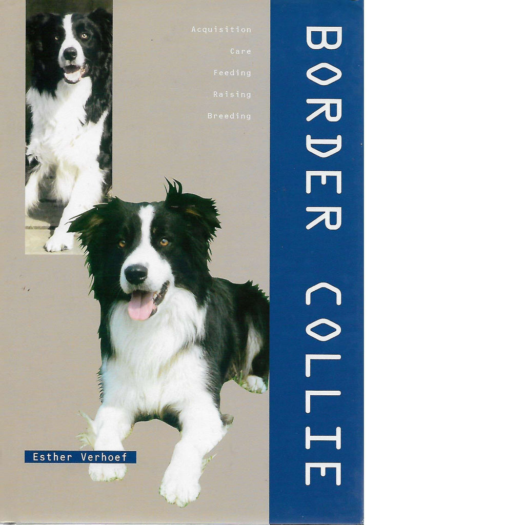 Bookdealers:Border Collie | Esther Verhoef