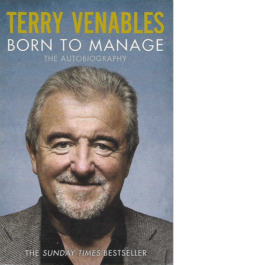 Bookdealers:Born to Manage | Terry Venables