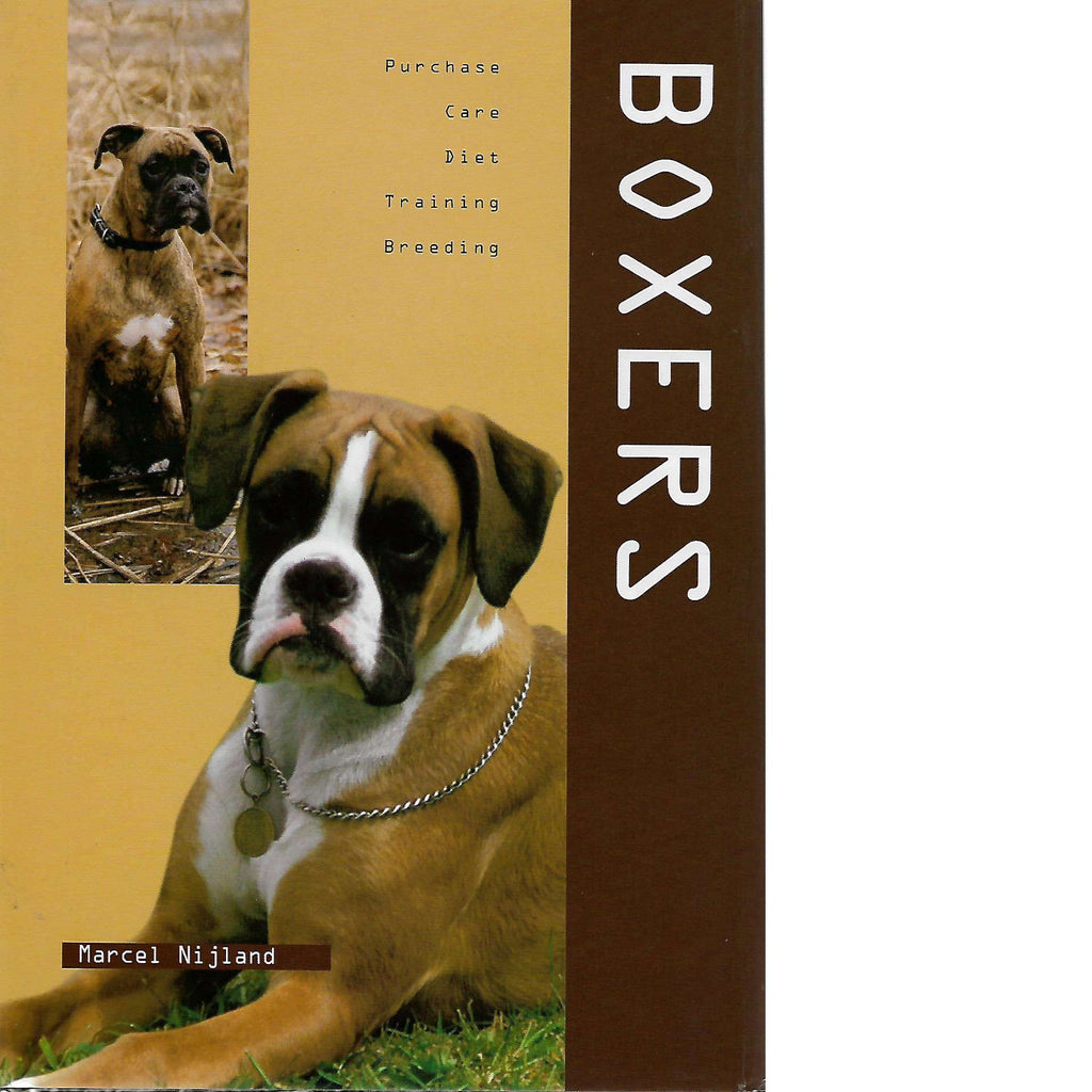 Bookdealers:Boxers | Marcel Nijland