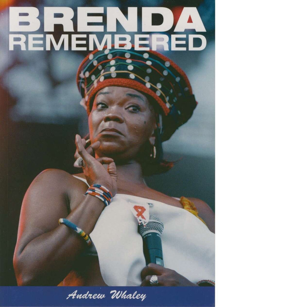 Bookdealers:Brenda Remembered | Andrew Whaley