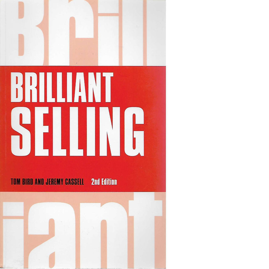 Bookdealers:Brilliant Selling  | Jeremy Cassell and Tom Bird