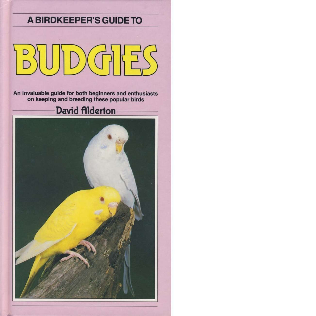 Bookdealers:Budgies | David Alderton