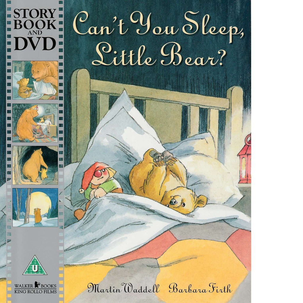 Bookdealers:Can't You Sleep, Little Bear? | Martin Waddell and Barbara Firth